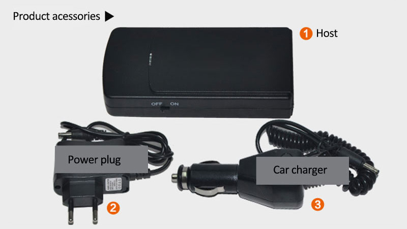 car gps jammer