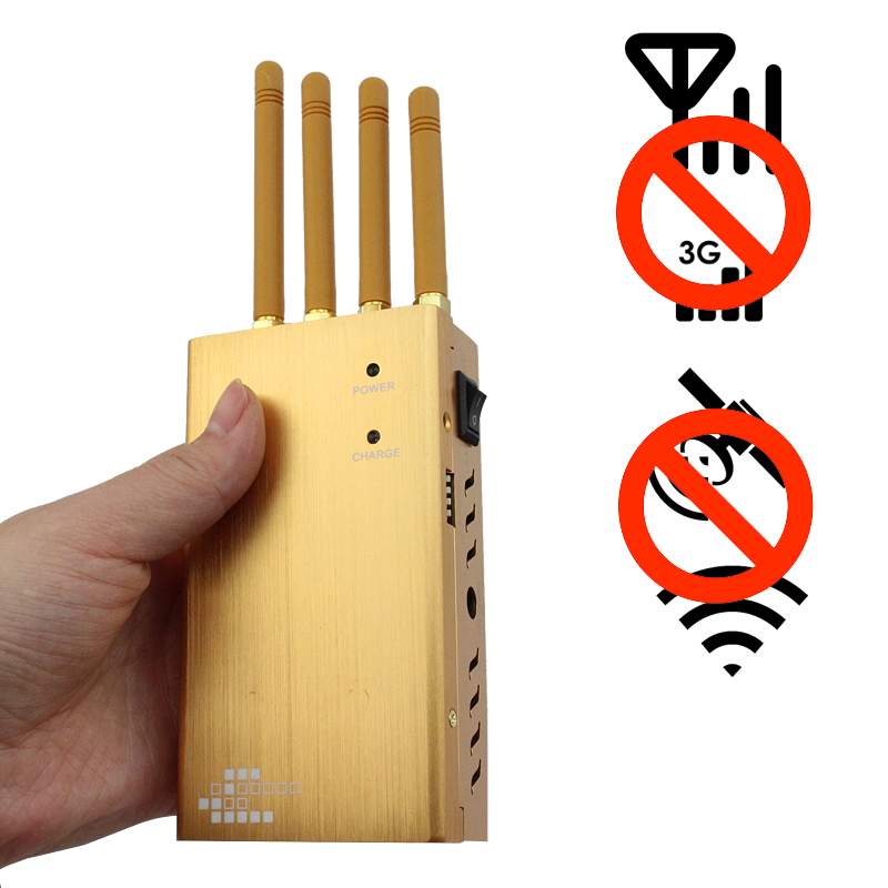 wifi signal jammer device