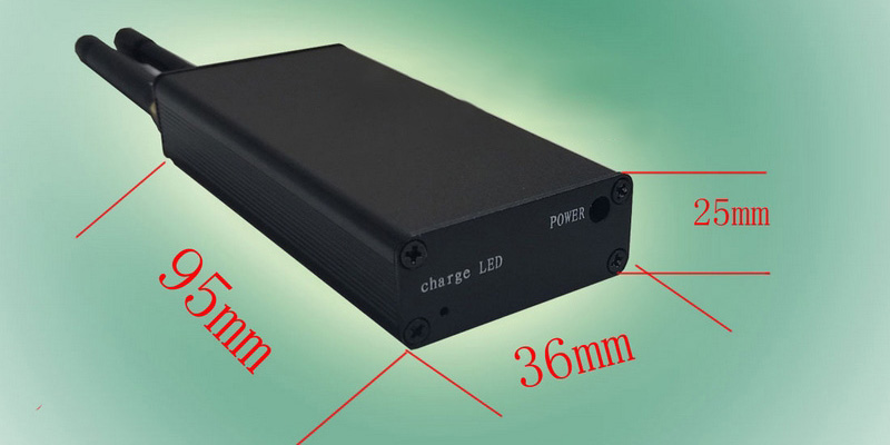 gps tracking device jammer