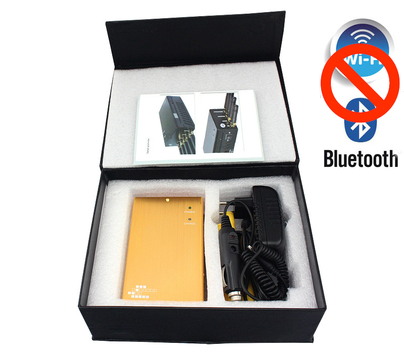 GPS Mobile Jammer Package