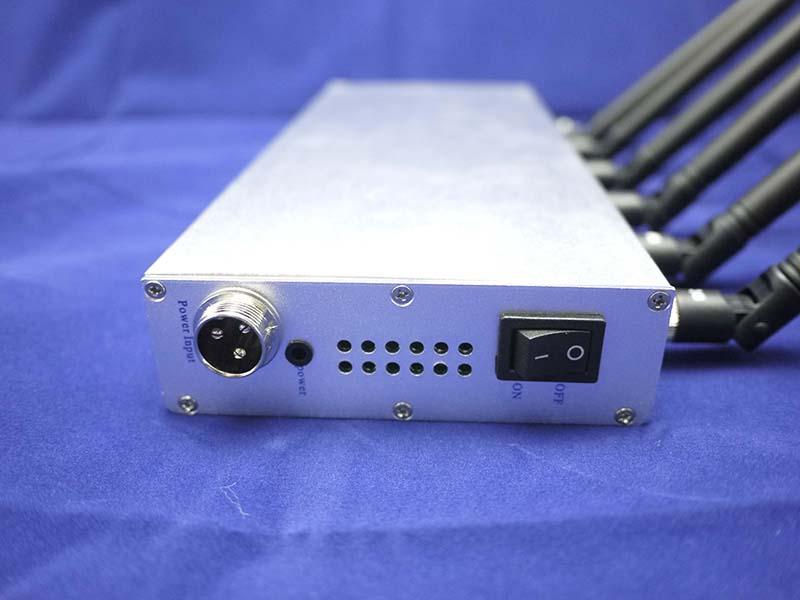 signal jamming device