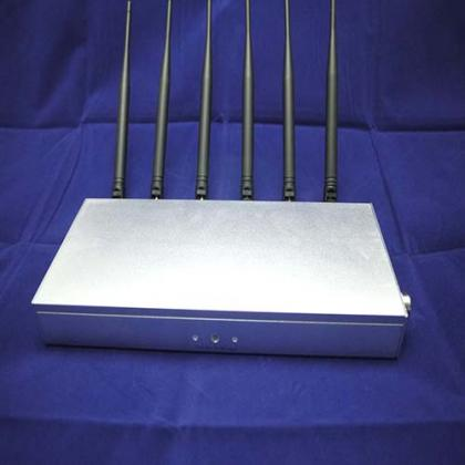 mobile jammer price today - Wholesale 6 Bands Powerful Jammers for Jamming GPS WIFI GSM 3G 4G Signal