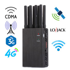Handheld WiFi Bluetooth Jammer