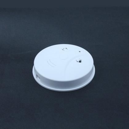 Camouflaged Surveillance Camera in Smoke Detector