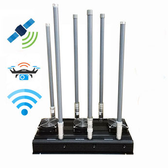 mobile phone jammer SOUTH SAN FRANCISCO , Medium Type EO0604 Drone Blocker 500m Radius