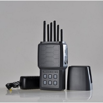 Buy cell phone jammer - High Power 3G Cellphone + GPS + Wifi Signal Jammer 50 Meters - Desktop Jammer