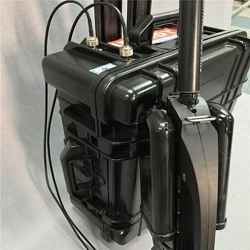 High Power Trolley Box UAV Counter System with Directional Antenna