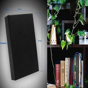 Hidden Surveillance Camera in Book Motion Activated|Jammer-buy