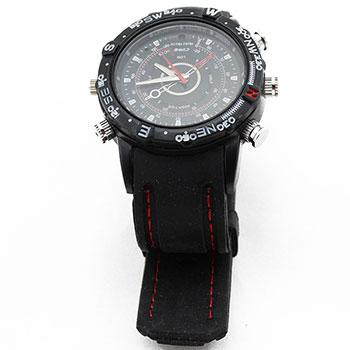 AZ1401 Waterproof Watch with Built-in Audio Video Camera