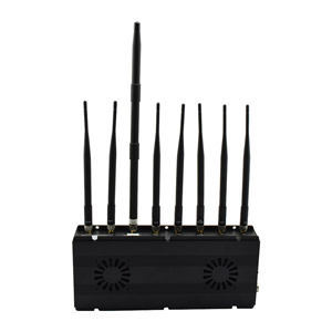 High Power 2G/3G/4G Desktop Jammer