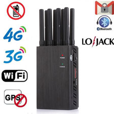 WIFI GPS Phone Jammer