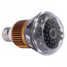 WiFi Night Vision Hidden Bulb HD Surveillance Camera for Sale