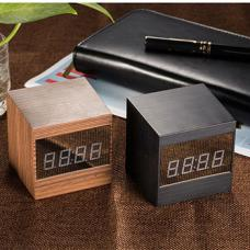 HTP001 WiFi Night Vision Clock Camera Motion Detection