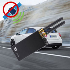 portable vehicle gps tracking blockers