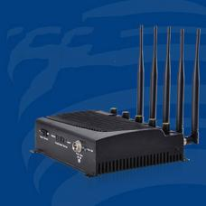 5 antenna cell jammer for home