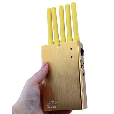 4g jammer block signal