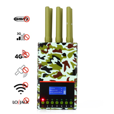 Cell phone jammers device | Newest 16 Channel 40W Full Bands Desktop Jammer Blocker RF Wireless Signal jammer