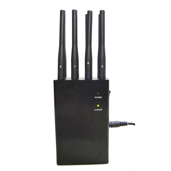 handheld signal jammer