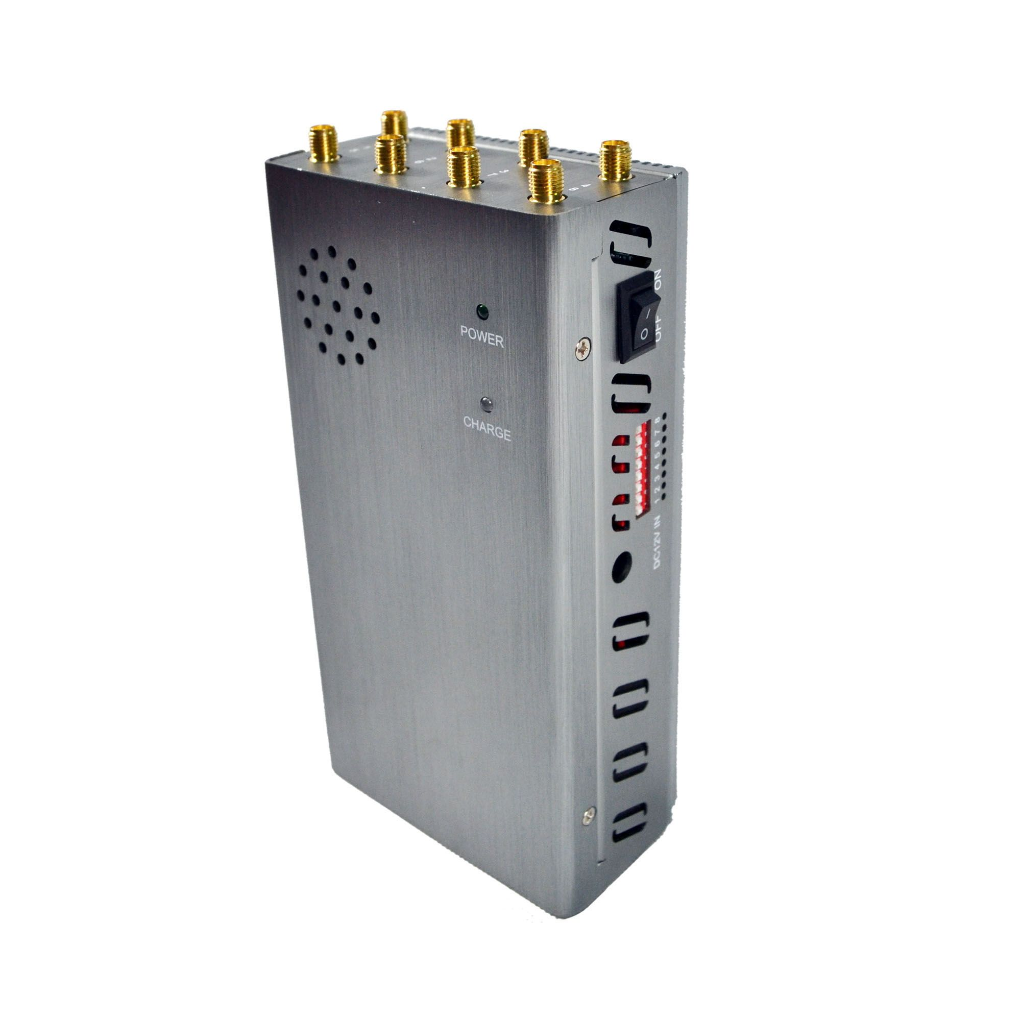 cell phone signal jammer device