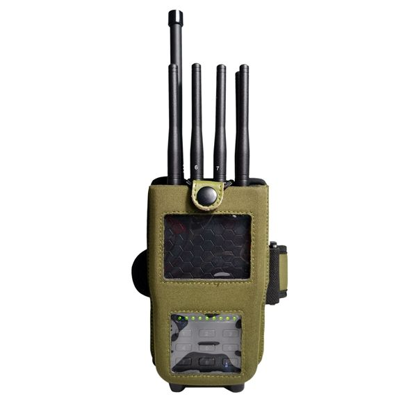 portable signal jammer